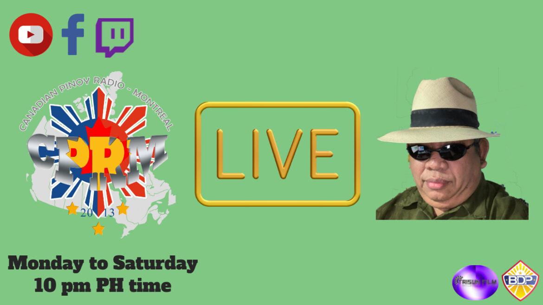 CPRM Live with DJ Yuwie